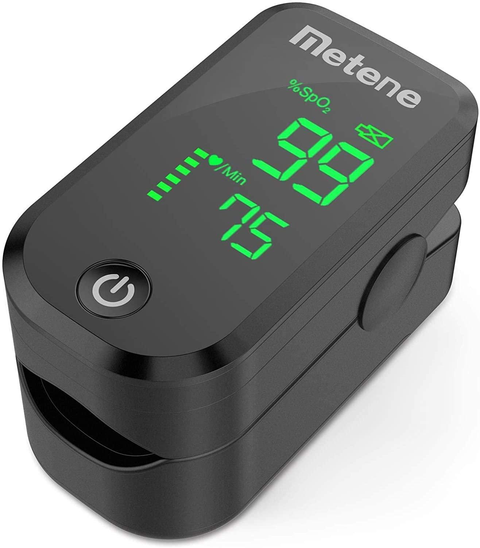 Oxymètre en test : mesurer la quantité d'oxygène dans le sang